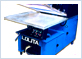 SEMI- AUTOMATIC FLAT SCREEN PRINTING MACHINE